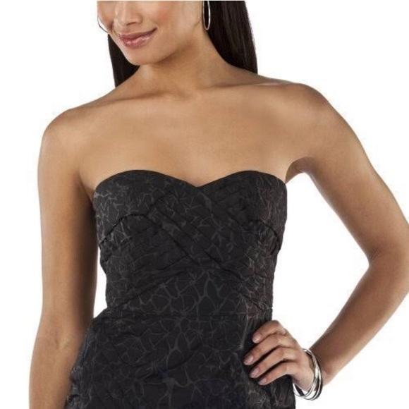 Dresses & Skirts - Gaultier for Target strapless mini dress